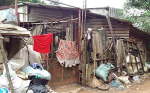 Nơi trú nắng trú mưa của nữ cựu thanh niên xung phong Nguyễn Thị Quý