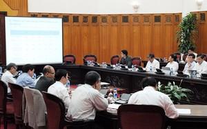 Tổ tư vấn kinh tế của Thủ tướng họp lần đầu tiên