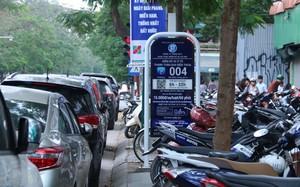 Hà Nội mở rộng iParking tại 4 quận nội thành