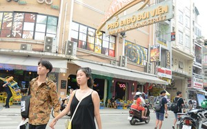 Phố đi bộ Bùi Viện ở Sài Gòn chính thức hoạt động vào tối nay