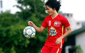 Tiền vệ Nguyễn Tuấn Anh
