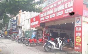 Cửa hàng nơi xảy ra vụ nổ súng