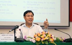 """Thứ trưởng Bộ KHĐT Đặng Huy Đông: """"Chúng tôi đã góp ý, phản đối cách làm BOT nhưng không ai nghe"""""""