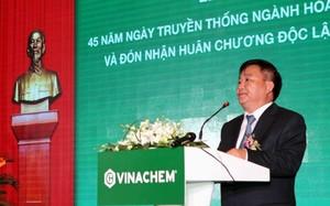 Ông Nguyễn Anh Dũng, Chủ tịch Vinachem