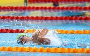 VĐV Võ Thanh Tùng phá 3 kỷ lục ASEAN Para Games