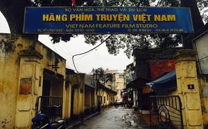 Hãng phim truyện Việt Nam tại số 4 Thụy Khuê