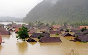 Hà Nội hỗ trợ hơn 6 tỷ đồng cho các địa phương bị thiệt hại do mưa lũ