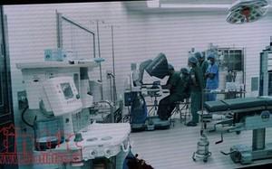 Bệnh viện Chợ Rẫy đưa robot phẫu thuật nội soi vào điều trị cho bệnh nhân