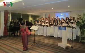 Kỷ niệm 30 năm ngày UNESCO vinh danh Chủ tịch Hồ Chí Minh