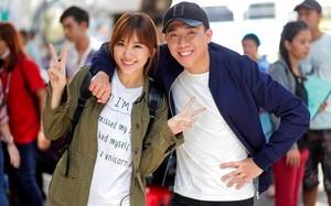 Hari Won và Trấn Thành kỉ niệm 700 ngày yêu