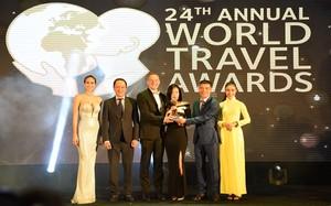 Những giải thưởng danh giá nhất World Travel Awards 2017 xướng tên Việt Nam