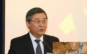 Ông Phí Thái Bình, người đang bị cơ quan CSĐT đề nghị khởi tố bị can trong vụ vi phạm quy định về xây dựng gây hậu quả nghiêm trọng