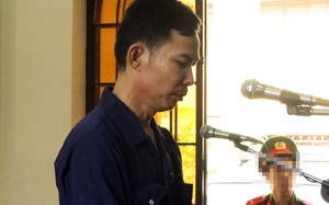 Bị cáo Nguyễn Thanh Thảo bị tòa tuyên phạt 17 năm tù giam về tội Giết người. Ảnh: N.A.