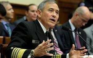 Tư lệnh Bộ chỉ huy Thái Bình Dương, Đô đốc Harry Harris