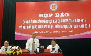 Theo ông Nguyễn Minh Tân, kiểm toán trưởng chuyên ngành 3 Kiểm toán nhà nước, có tình trạng lãng phí hàng trăm tỉ đồng trong việc sử dụng thiết bị y tế.