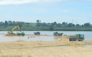 Việc tỉnh Quảng Ngãi tổ chức đấu giá sẽ tạo sự minh bạch trong cấp giấy phép khai thác khoáng sản.