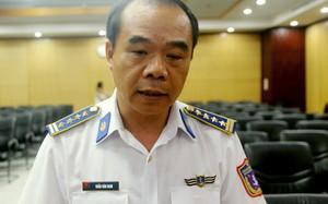 Đại tá Trần Văn Nam, Cục trưởng cục nghiệp vụ và pháp luật (Bộ Tư lệnh Cảnh sát biển) . Ảnh: Hiếu Công.