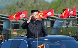 Nhà lãnh đạo Triều Tiên Kim Jong-un đã chỉ đạo phóng ICBM thứ hai. Ảnh: Reuters.