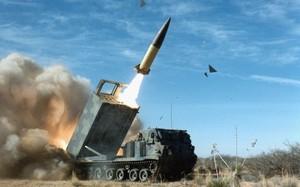 Hệ thống tên lửa ATACMS của Mỹ. Ảnh: Wikipedia.