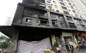 TP Hà Nội sẽ có nhiều biện pháp xử lý các công trình chung cư cao tầng vi phạm PCCC. Ảnh minh hoạ: Bá Đô.