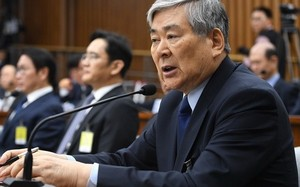 Chủ tịch hãng hàng không Korean Airlines Cho Yang-ho. (Nguồn: IHS Fairplay)