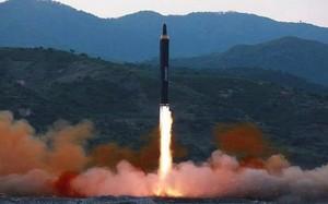 Triều Tiên phóng tên lửa. (Nguồn: SBS)