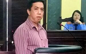 Bị cáo Nguyễn Minh Hùng. Ảnh: Hải Duyên.