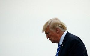 Tổng thống Mỹ Trump đối diện nhiều áp lực trong những tuần gần đây. Ảnh: Reuters.