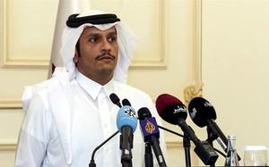 Bộ trưởng Ngoại giao Qatar Mohammed bin Abdulrahman al-Thani. Ảnh: Getty.