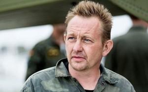 Nhà sáng chế tàu ngầm Peter Madsen. Ảnh: AFP.