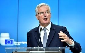Ông Michel Barnier. Ảnh: Reuters.