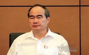 Bí thư Thành ủy TP.HCM Nguyễn Thiện Nhân.