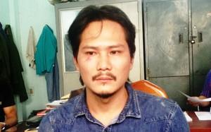 Mai Hữu Tâm khi bị bắt giữ