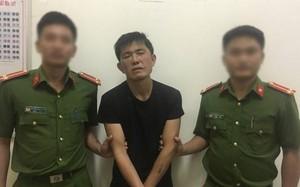 Trần Hữu Dũng là nghi phạm giết người bạn đi mua trâu bò bị bắt giữ -  Ảnh: Báo Công an Nghệ An