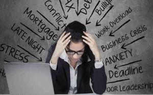 15 tác hại của stress đối với sức khỏe