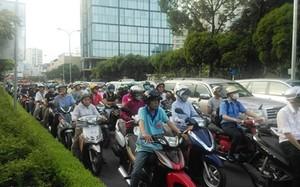 Đến năm 2030, TPHCM sẽ hạn chế xe máy cá nhân?