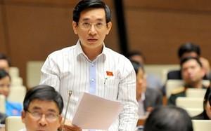 Đại biểu Nguyễn Văn Cảnh đề nghị sớm sửa đổi các quy định để thực hiện việc đấu giá biển số xe.