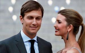 Ivanka Trump và Jared Kushner - con gái và con rể của Tổng thống Trump (Ảnh: Reuters)