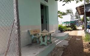 Nhà trọ Hoàng Việt nơi xảy ra vụ án mạng khiến chị Hồng tử vong