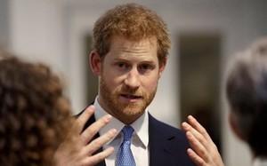 Hoàng tử Harry của Anh.