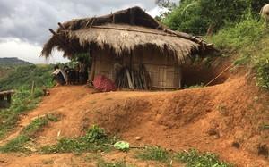 Ngôi nhà nơi cháu bé hơn 2 tháng tuổi bị chiếm đoạt.