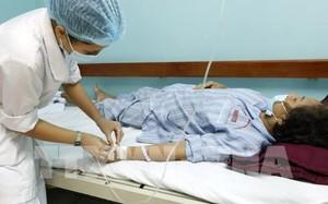 Từ tháng 1 đến 22/6/2017, Bệnh viện Bệnh Nhiệt đới T.Ư (Bộ Y tế) tiếp nhận cấp cứu, điều trị 453 ca SXH.