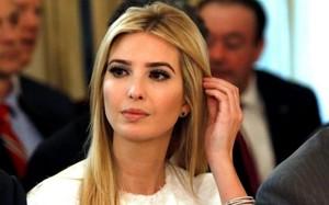 Ivanka Trump, con gái Tổng thống Donald Trump. (Ảnh: Reuters)