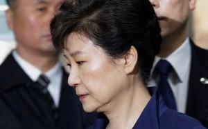 Cựu Tổng thống Hàn Quốc Park Geun-hye. (Nguồn: AP)