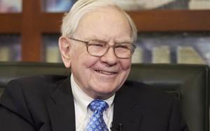 Ông hoàng chứng khoán người Mỹ Warren Buffett - ảnh: Reuters