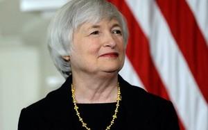 Chủ tịch Fed Janet Yellen. (Nguồn: AFP)