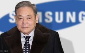 Chủ tịch tập đoàn Samsung Lee Kun-hee. (Nguồn: DPA)