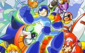 Người Mỹ sắp sửa thực hiện phiên bản điện ảnh cho trò chơi Mega Man. Ảnh: Capcom.