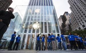 Riêng Apple nắm giữ khoảng 246,1 tỷ USD tiền mặt.