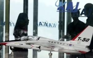 KAI là nhà sản xuất máy bay lớn nhất và duy nhất tại Hàn Quốc - Ảnh: EPA